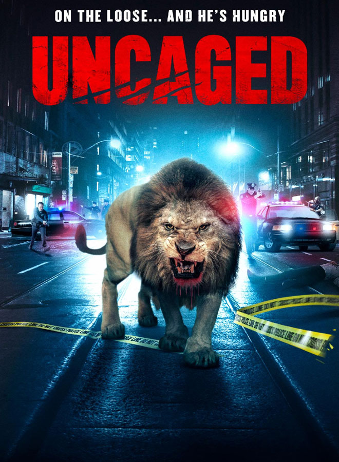 uncaged poster - Uncaged (Movie Review)