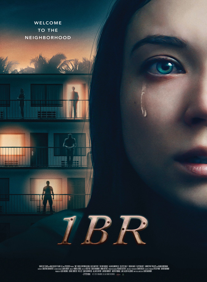 1br poster - 1BR (Movie Review)