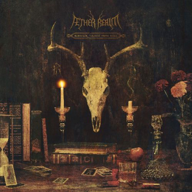 aether realm vikings - Aether Realm - Redneck Vikings From Hell (Album Review)