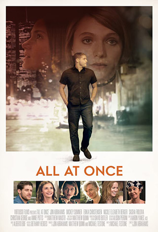 all at once - Interview - Jon Abrahams