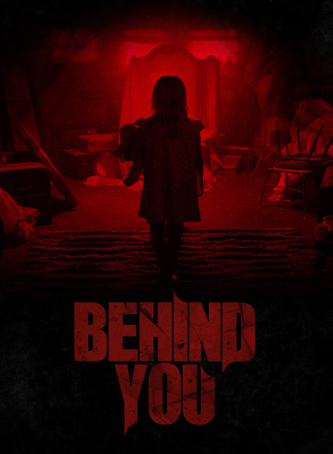 behind you poster - Interview - Addy Miller