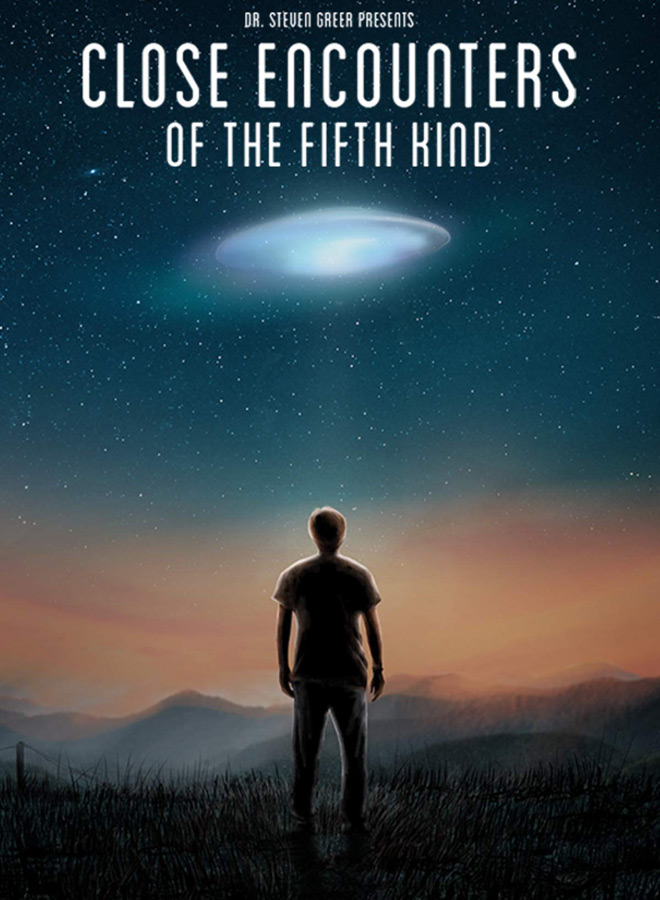 close poster - Close Encounters of the Fifth Kind (Documentary Review)