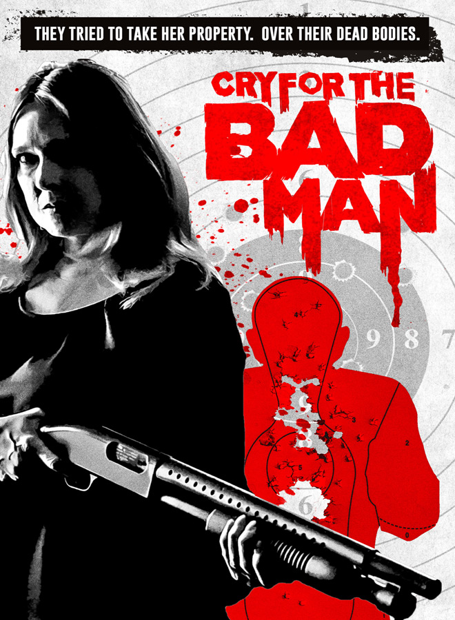 cry for the bad man poster - Cry for the Bad Man (Movie Review)