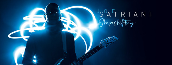 joe satriani slide - Joe Satriani - Shapeshifting (Album Review)