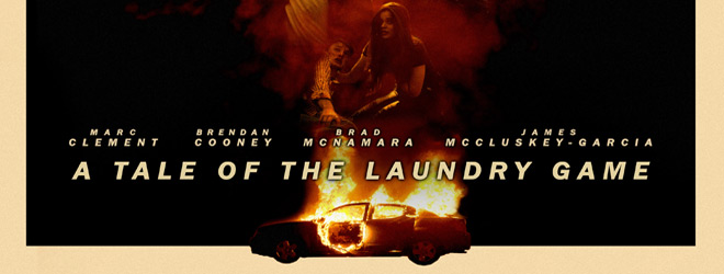 laudry game slide - A Tale of the Laundry Game (Short Movie Review)