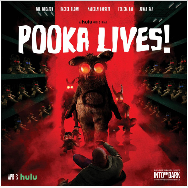 pooka poster - Interview - Felicia Day