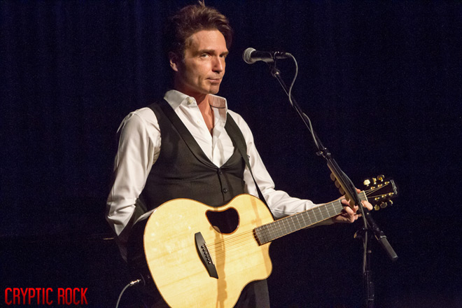richard promo cryptic rock - Interview - Richard Marx