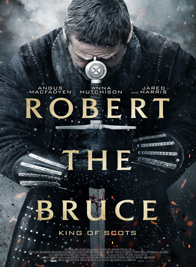 robert the bruce poster - Robert the Bruce (Movie Review)