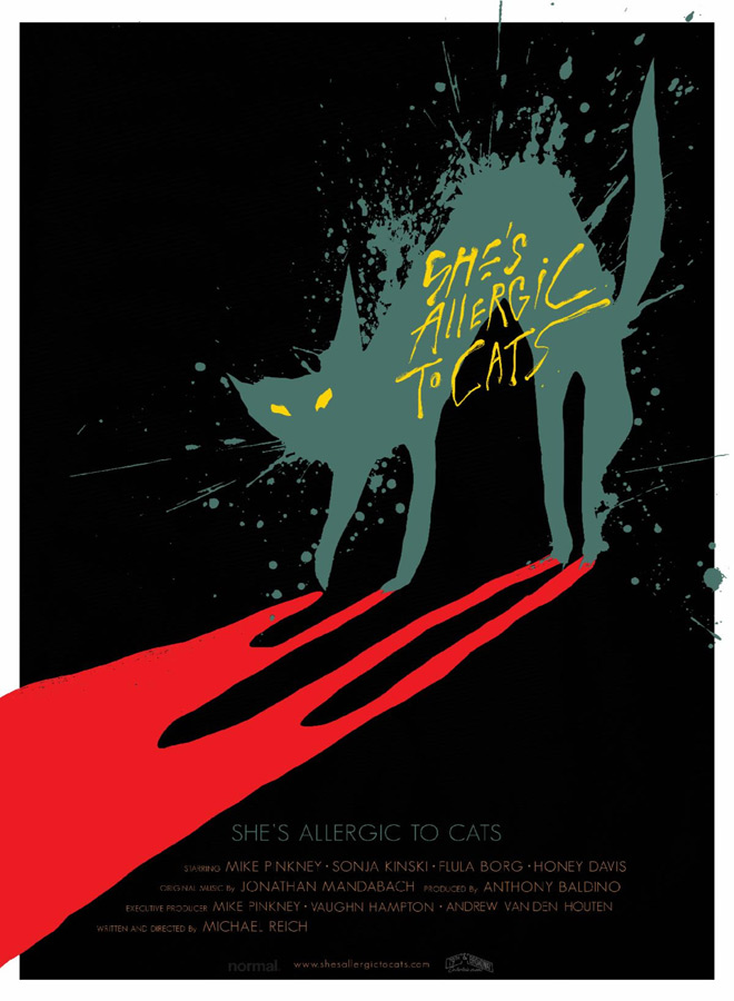shes allergic to cats - She's Allergic to Cats (Movie Review)