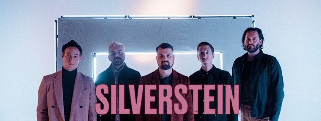 silverstein slide - Interview - Shane Told of Silverstein