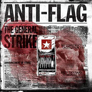 the general strike - Interview - Chris #2 of Anti-Flag