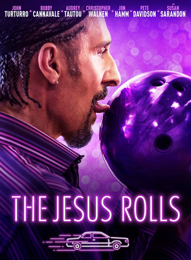 the jesus rolls poster - The Jesus Rolls (Movie Review)