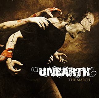 the march - Interview - Trevor Phipps of Unearth