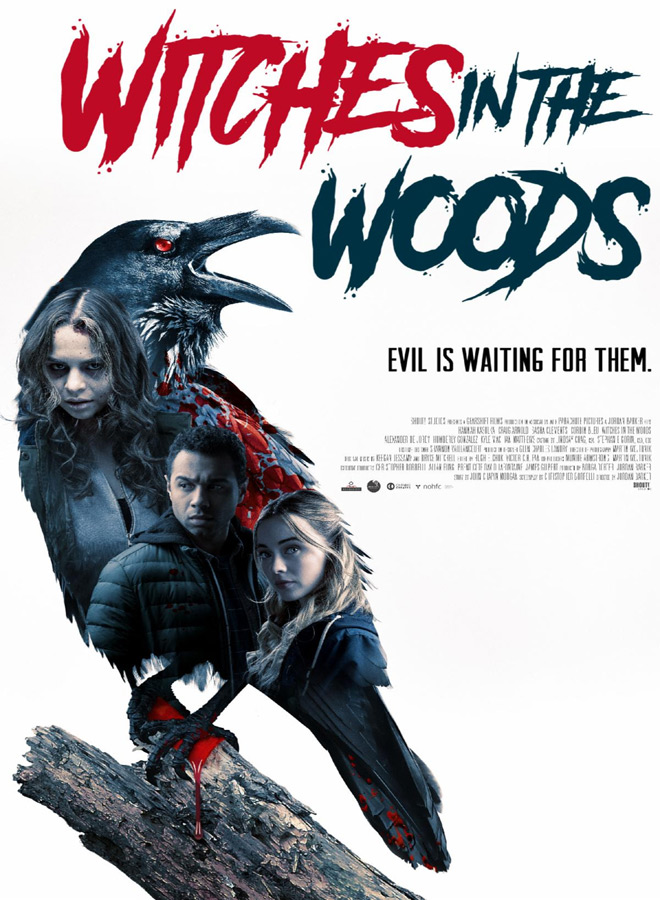 witches in the woods poster - Witches in the Woods (Movie Review)