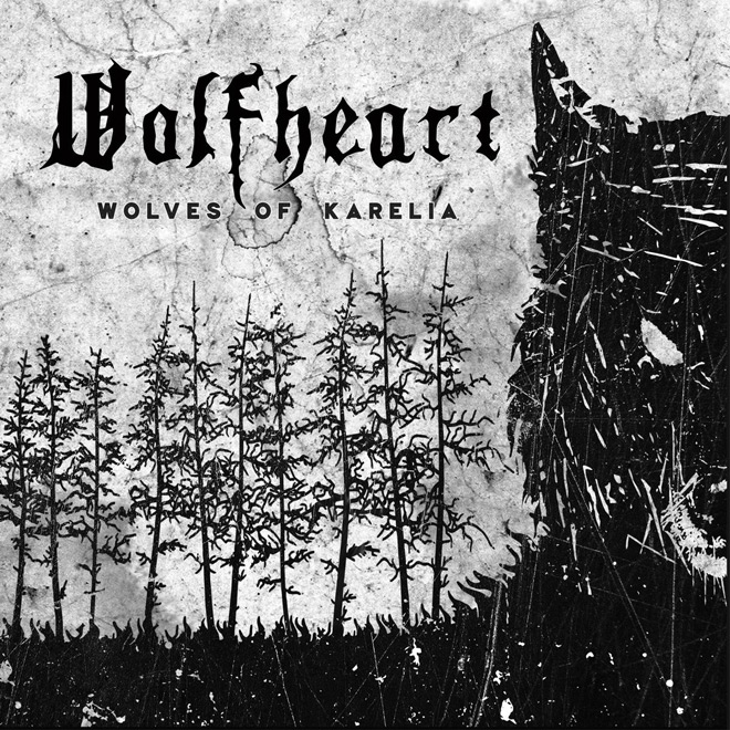 wolfheart wolves - Wolfheart - Wolves of Karelia (Album Review)