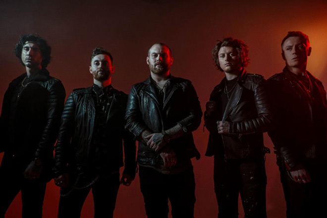 asking 2020 - Asking Alexandria - Like A House On Fire (Album Review)