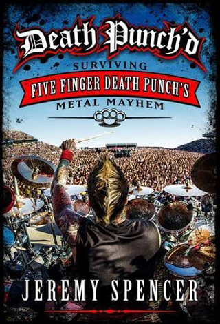 death punch book - Interview - Jeremy Spencer