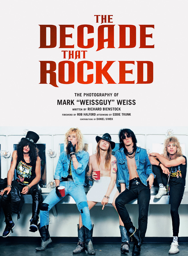 decade that rocked poster - The Decade That Rocked (Book Review)