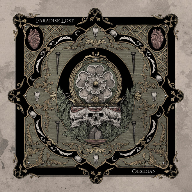 paradise lost album - Paradise Lost - Obsidian (Album Review)
