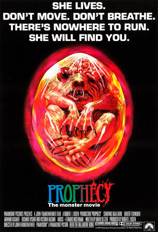 prophecy poster - Interview - Talia Shire