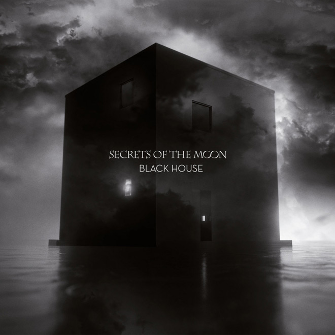 secrets of the moon - Secrets of the Moon - Black House (Album Review)