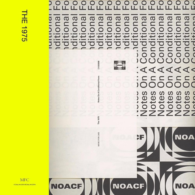 the 1975 album - The 1975 - Notes on a Conditional Form (Album Review)