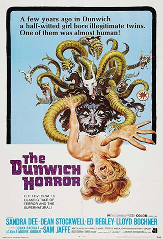 the dunwich horror - Interview - Talia Shire