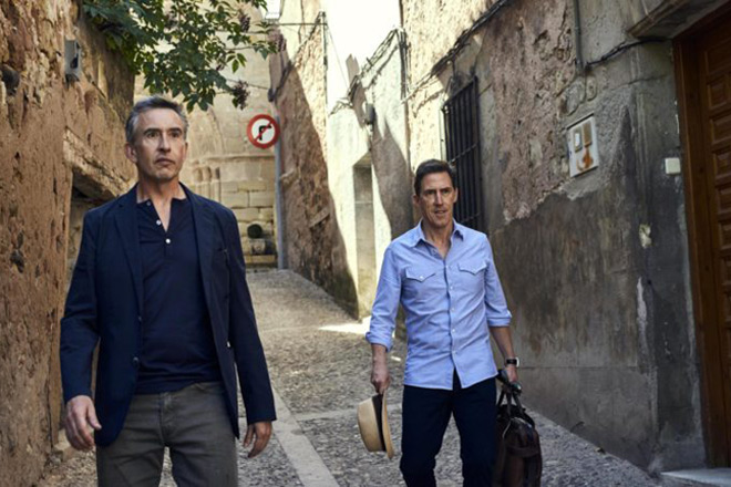trip to greece 2 - The Trip to Greece (Movie Review)