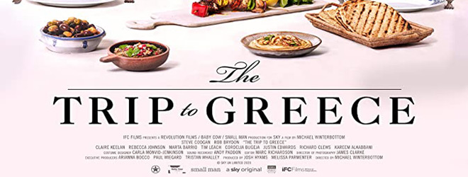 trip to greece slide - The Trip to Greece (Movie Review)