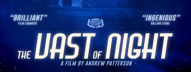 vast of night slide - The Vast of Night (Movie Review)