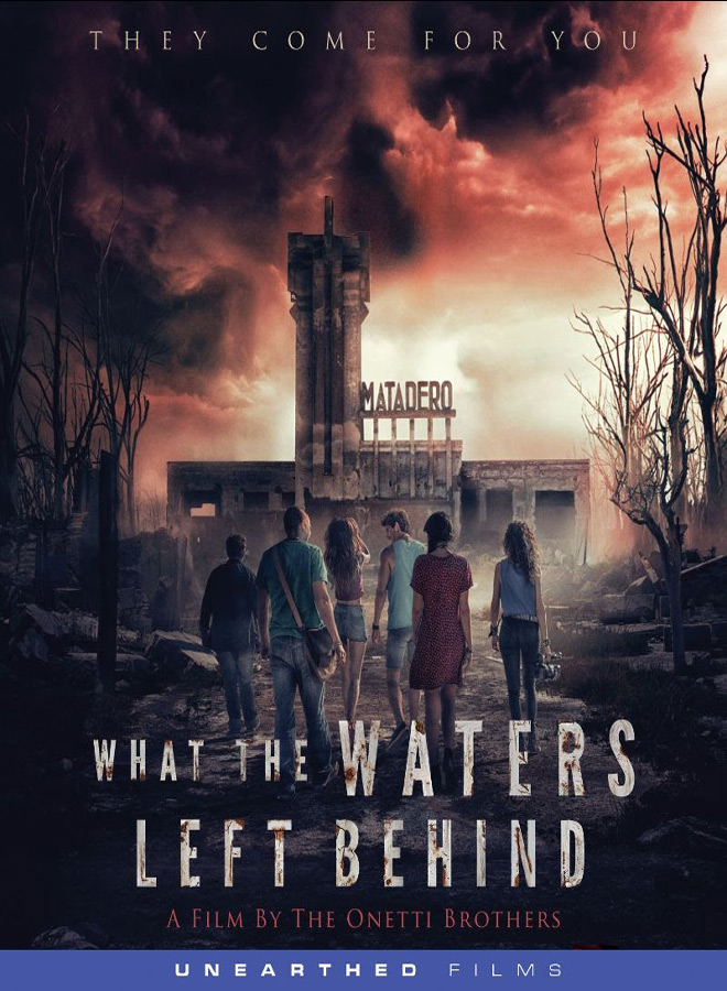 what water poster - What The Waters Left Behind (Movie Review)