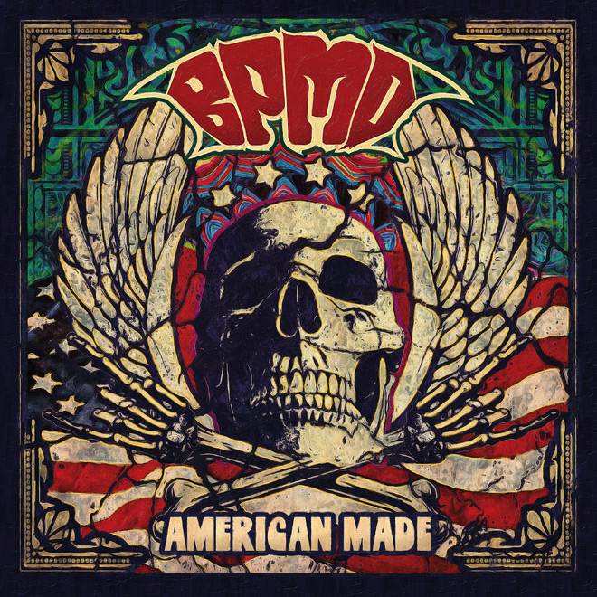 american made - BPMD - American Made (Album Review)