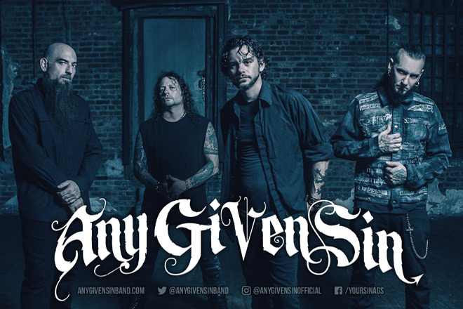 any given sin promo - Interview - Mike Conner of Any Given Sin