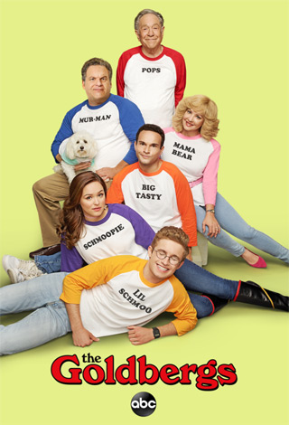 goldbergs poster - Interview - Hayley Orrantia