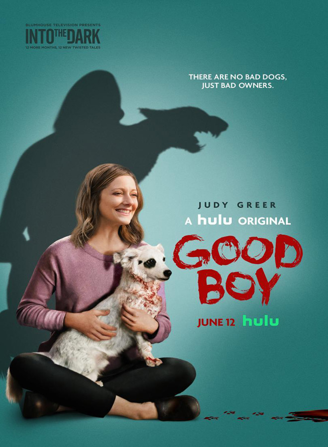 good boy poster - Interview - Ellen Wong