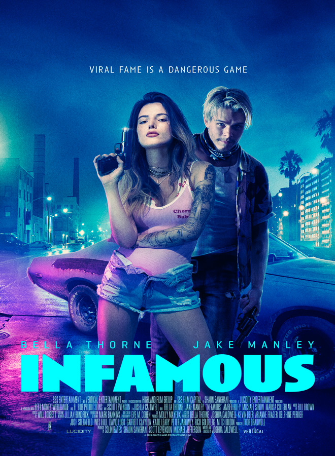 infamous poster - Infamous (Movie Review)