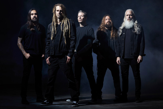 lamb of god promo 2020 - Lamb Of God - Lamb Of God (Album Review)