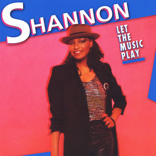 let the music play - Interview - Shannon