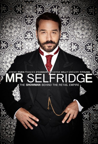 mr selfridge - Interview - Simeon Willis