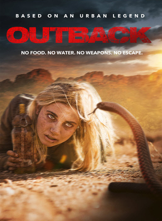 outback poster - Outback (Movie Review)