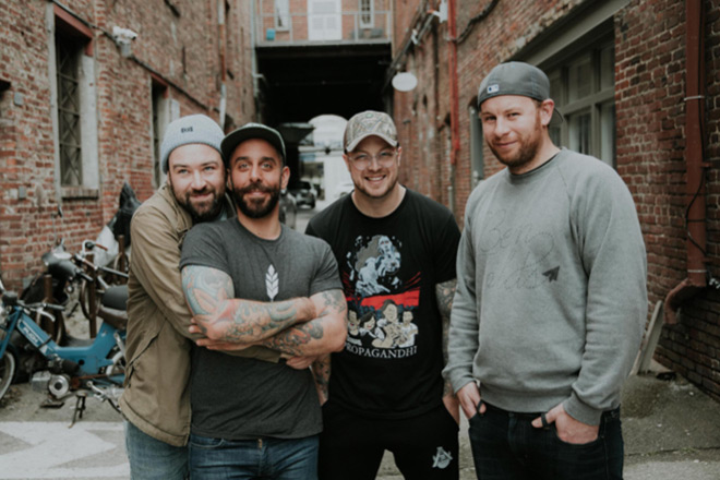 protest the hero promo - Protest The Hero - Palimpsest (Album Review)