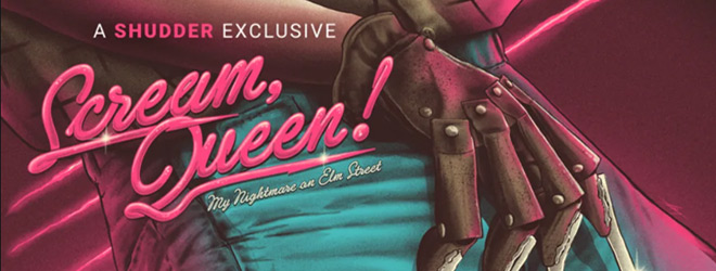 scream queen slide - Scream, Queen! My Nightmare on Elm Street (Documentary Review)