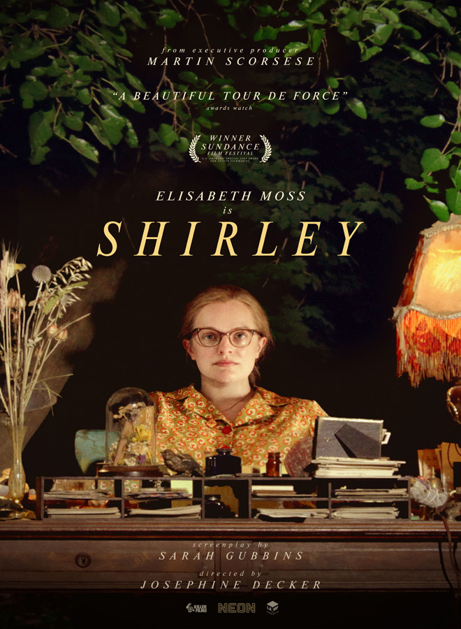 shirley poster - Shirley (Movie Review)