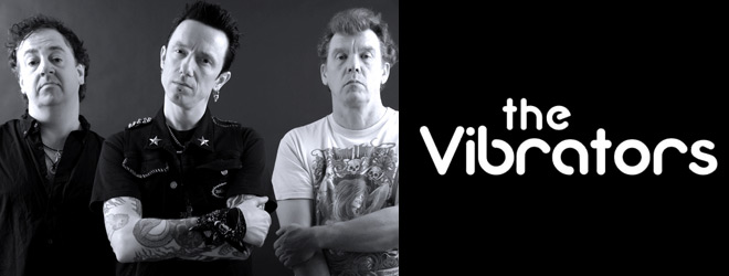 the vibrators band slide - Interview - John 'Eddie' Edwards of The Vibrators