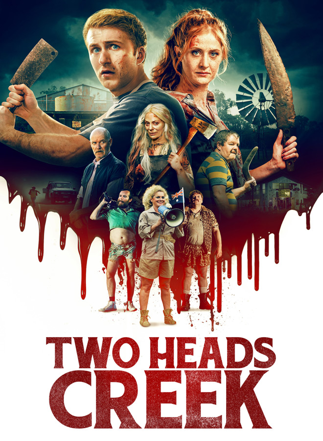 two heads creek poster - Two Heads Creek (Movie Review)