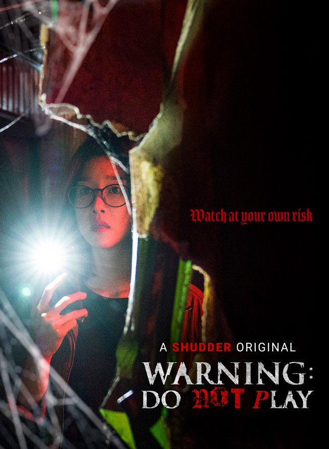 warning do not play shudder - Warning: Do Not Play (Movie Review)