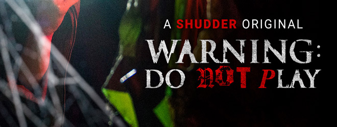 warning do not slide - Warning: Do Not Play (Movie Review)