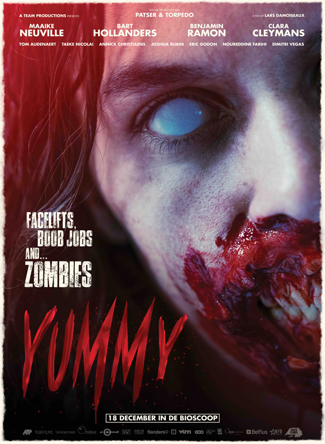 yummy poster - Yummy (Movie Review)