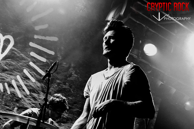 anberlin live - Interview - Stephen Christian of Anchor & Braille and Anberlin