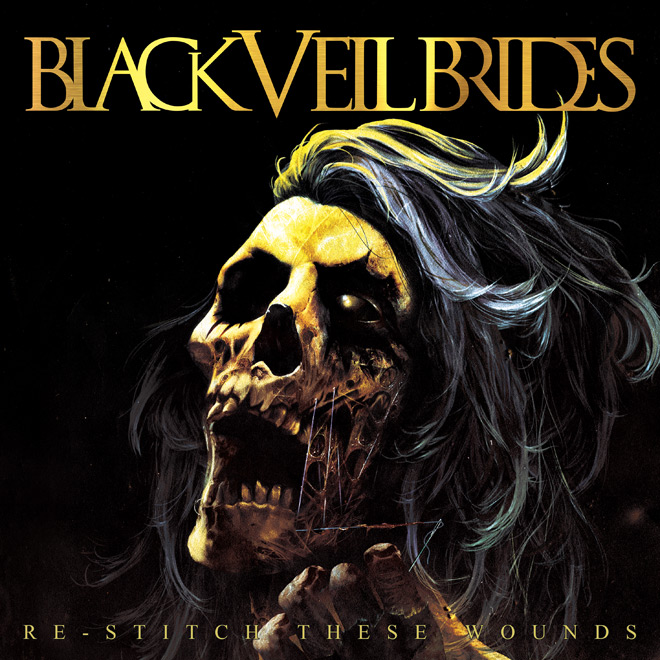 black veil brides re - Black Veil Brides - Re-Stitch These Wounds (Album Review)